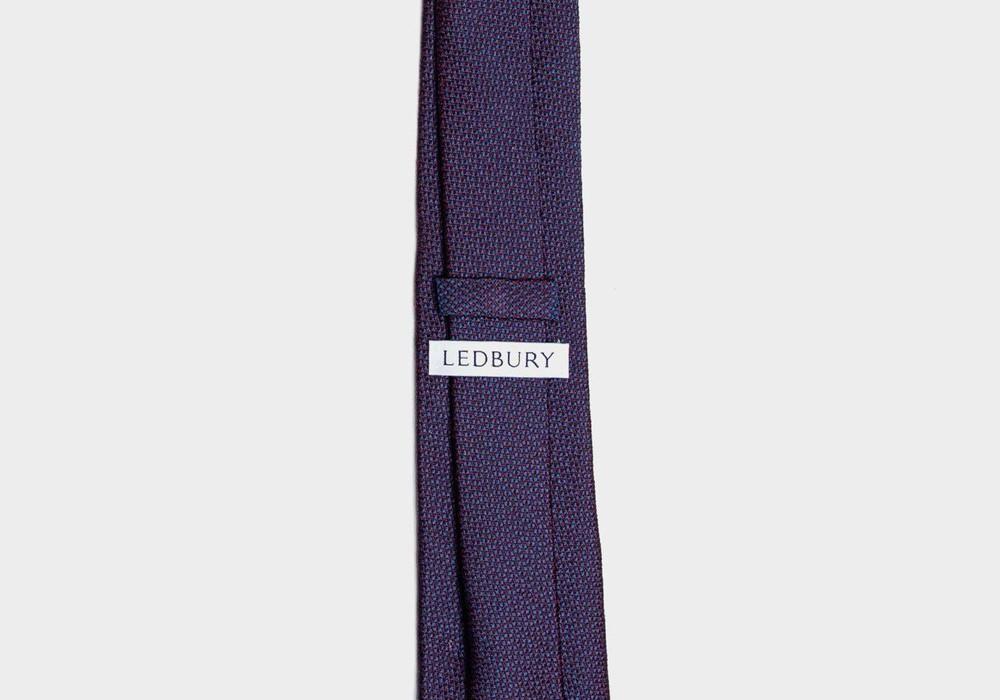 The Blackberry Bramerton Tie by Ledbury