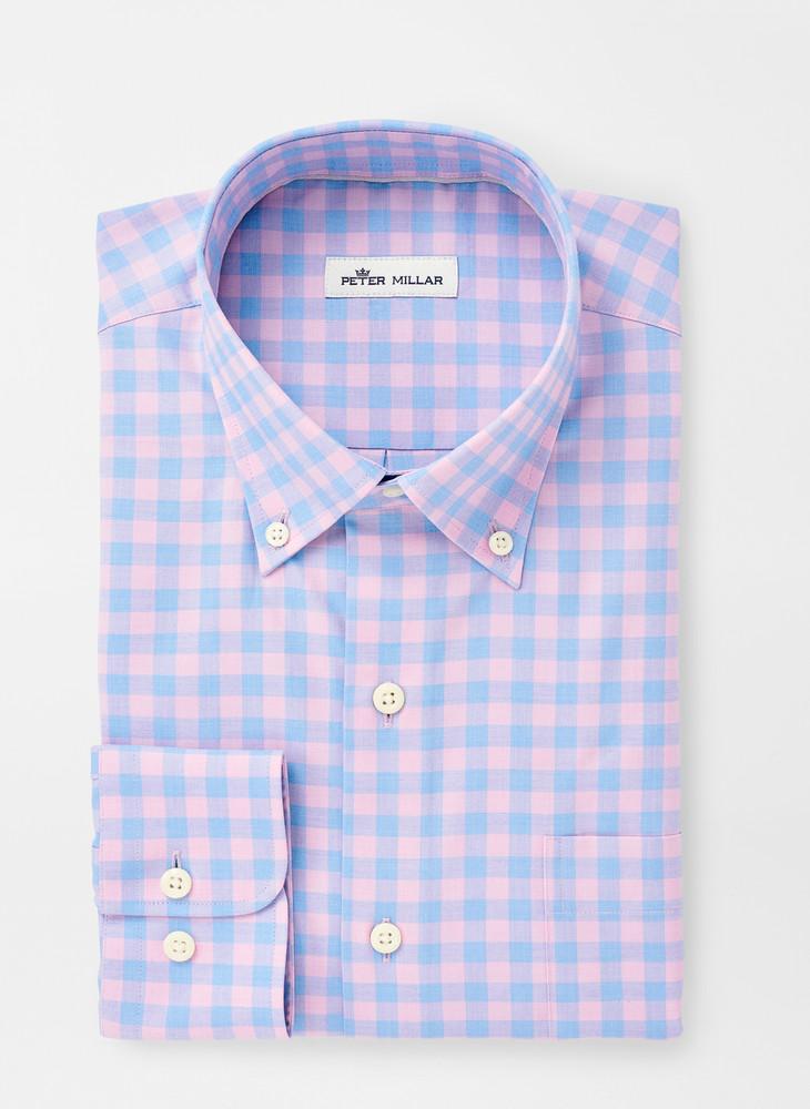 Crown Ease Garrett Sport Shirt in Lantana by Peter Millar
