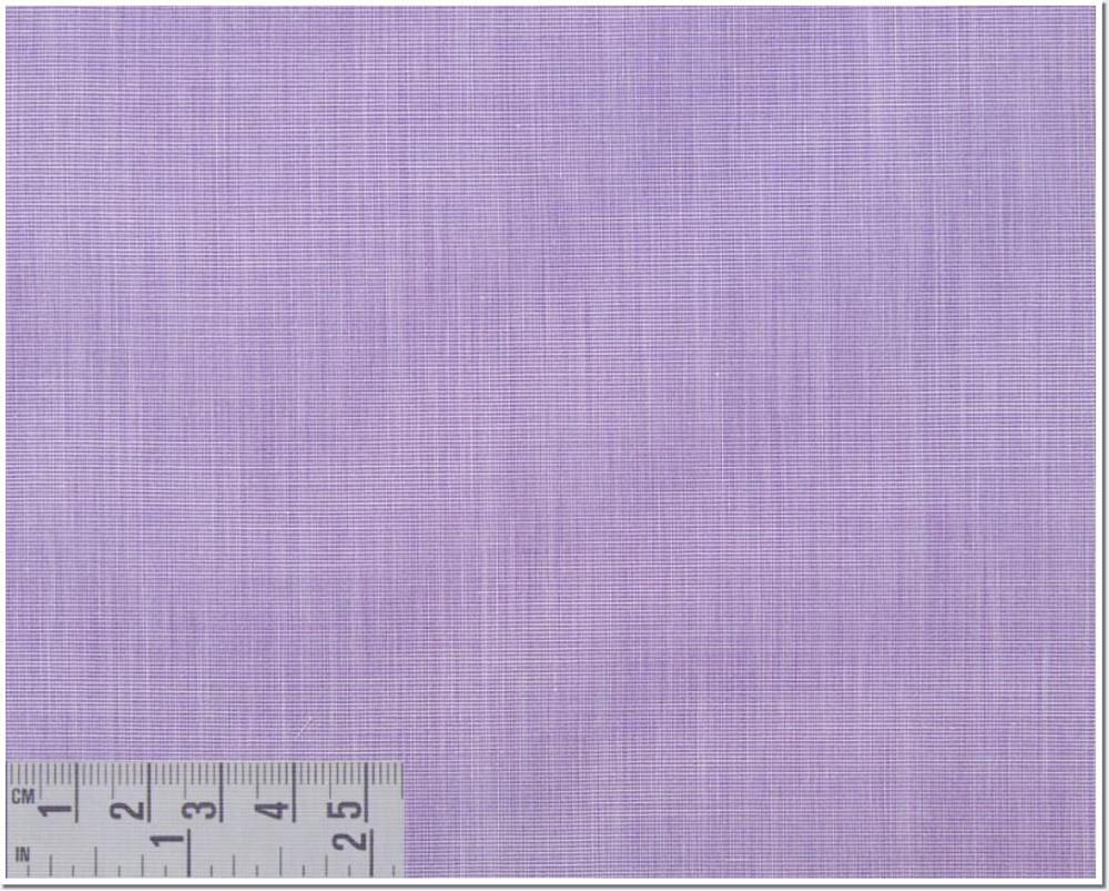 Poplin Solid 120's 2-Ply Custom Dress Shirt in Lilac (1325) by Emanuel Berg
