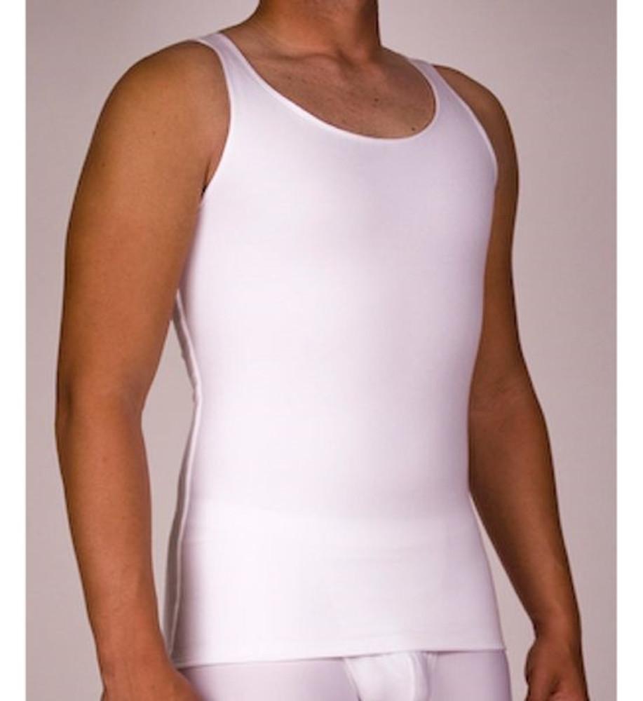 Pro-Slim Cotton Concealer Compression Tank (Size XXX-Large) by Hansen's Direct