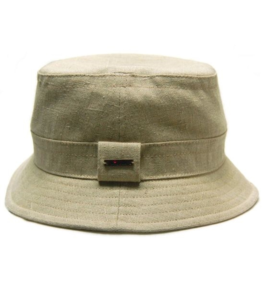 Linen Bucket Hat by Wigens