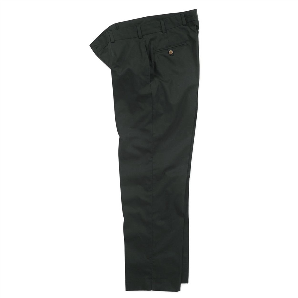 Cotton Gabardine Pant in Slate (Model M2P, Size 33) by Bills Khakis