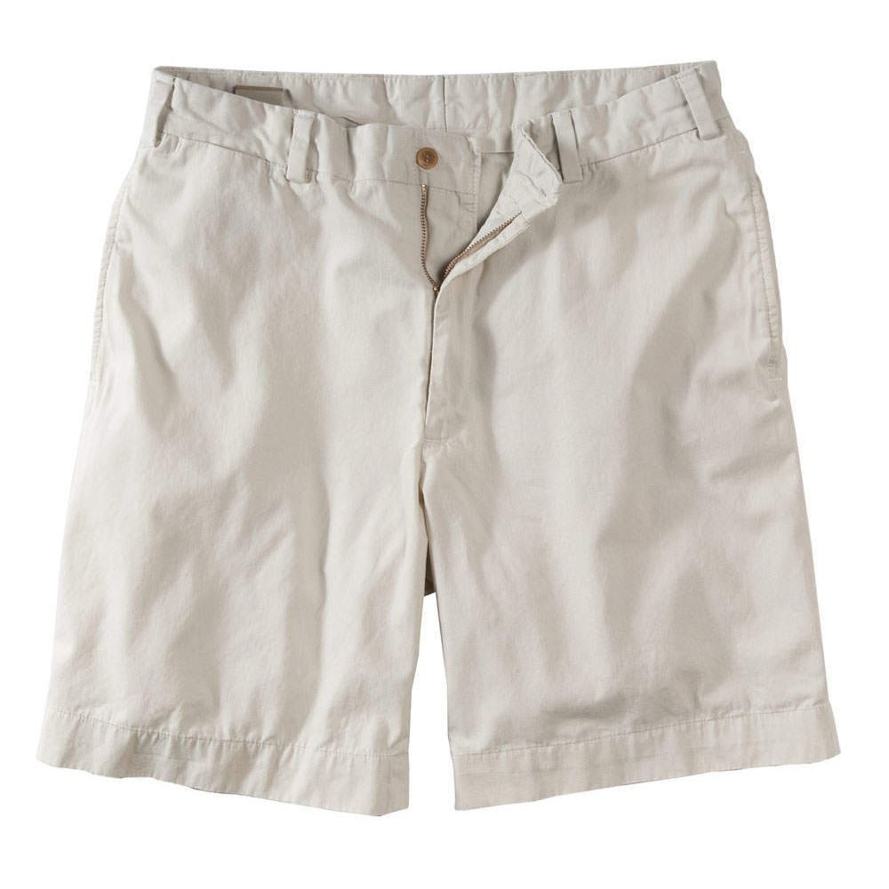 Lightweight Cotton Poplin Short In Stone Model M1 Size 31 By Bills Khakis Hansen S Clothing