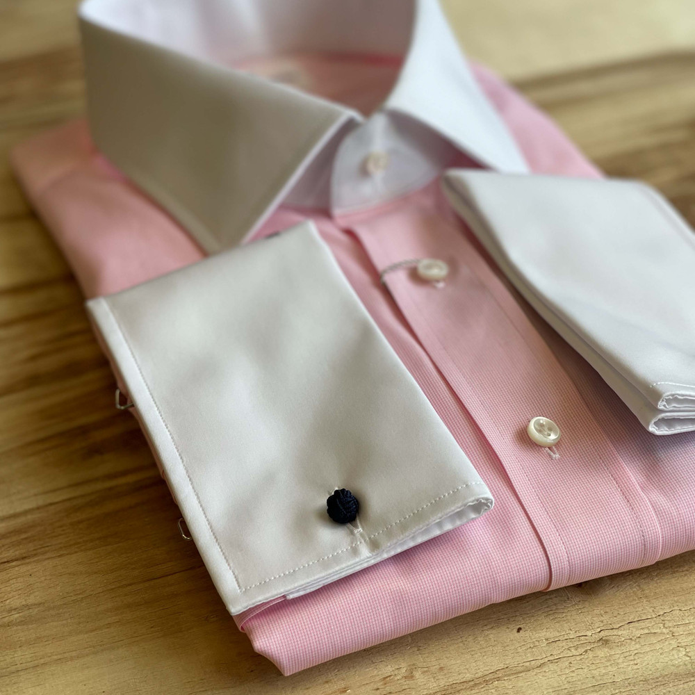 4 Reasons Why a Made to Measure Shirt Will Complete Your Look