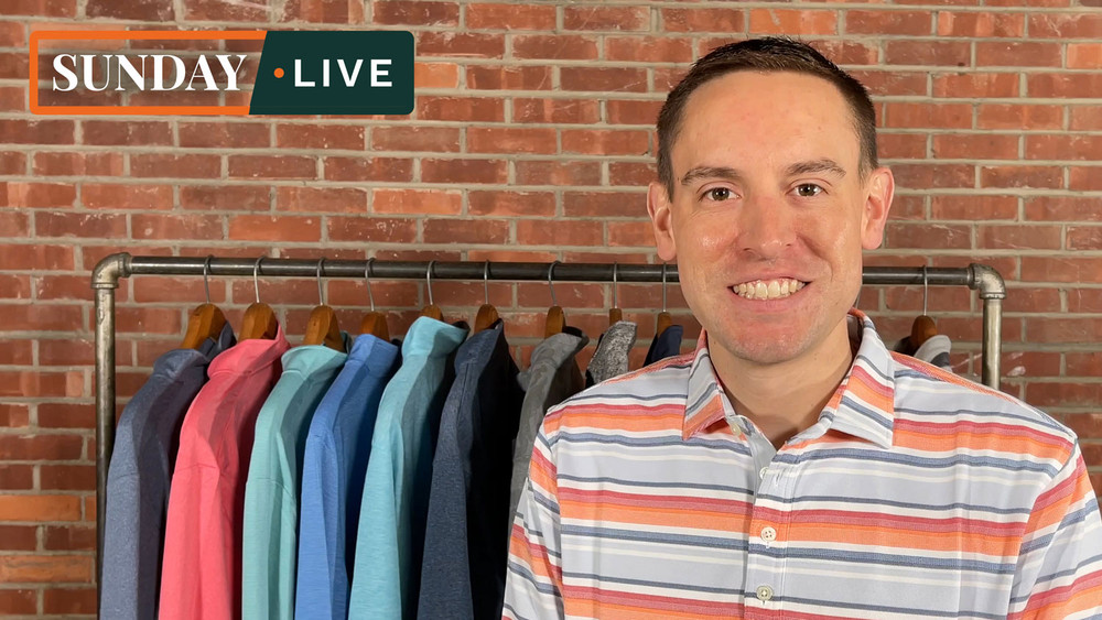 Sunday Live: Spring 2021 Outerwear by johnnie-O
