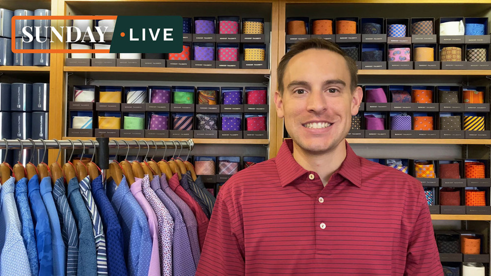 Sunday Live: Fall 2020 Crown Sport Polos by Peter Millar