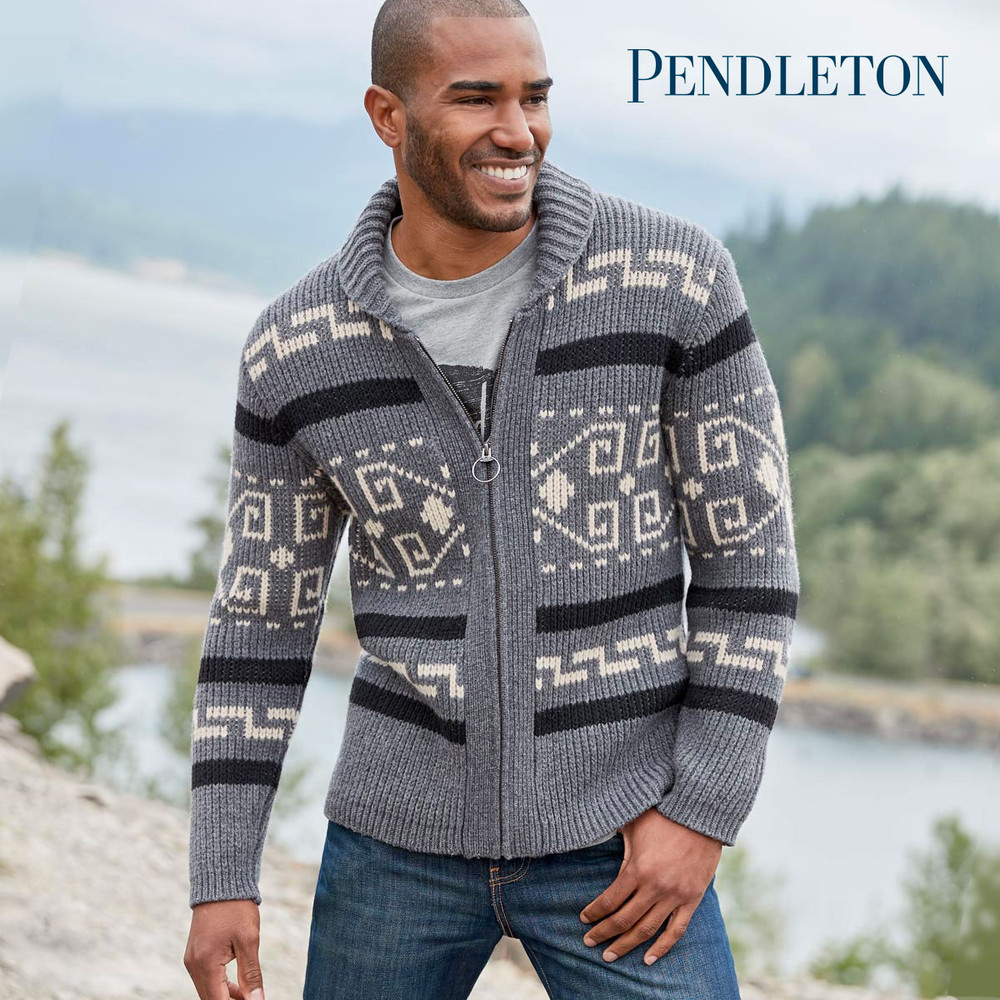 Layer up: A guide to men's sweater styles