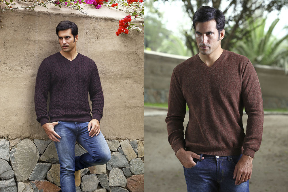 The Science of Style and Fashion: What to Wear Under a V-Neck Sweater