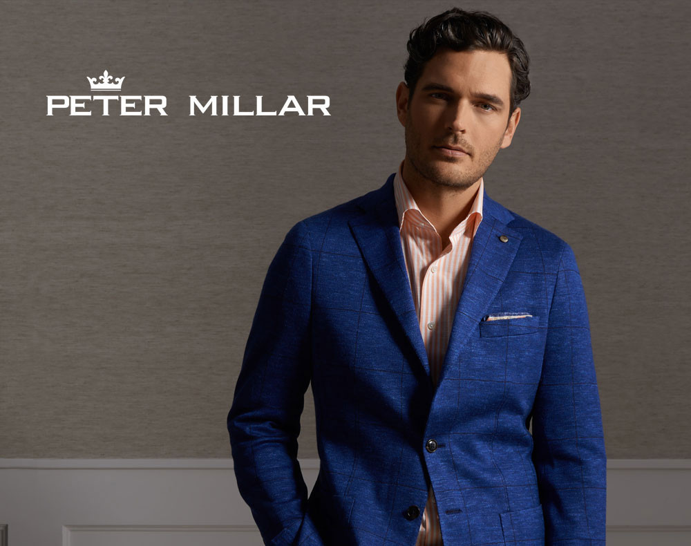 Spring 2020 Soft Jackets from Peter Millar are 40% off!