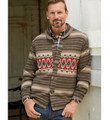 Mountain Majesty Cardigan (Size Large) by Pendleton
