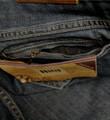 'John Inch' Fit Premium Denim Jean in Light Denim (Size 46 Only) by Hiltl