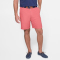 Cotton-Linen-Silk Seaside Short in Cape Red by Peter Millar