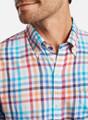 Galleon Cotton Sport Shirt in Multi by Peter Millar