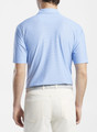 Fir Performance Polo in Cottage Blue by Peter Millar