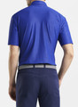 Hudson Performance Polo in York Blue by Peter Millar