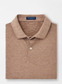 Bullock Performance Polo in Tawny by Peter Millar