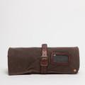 Meehan Bar Rollup in Waxwear Rangertan by Moore & Giles
