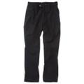 Chamois Cloth Pants in Black (Model M1, Size 33) by Bills Khakis