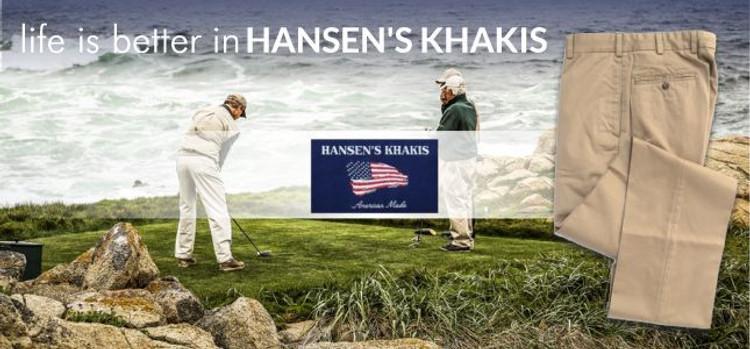 Hansen's Khakis