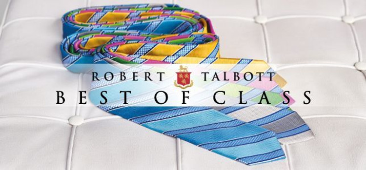 Robert Talbott Heritage Best of Class Extra Long Tie