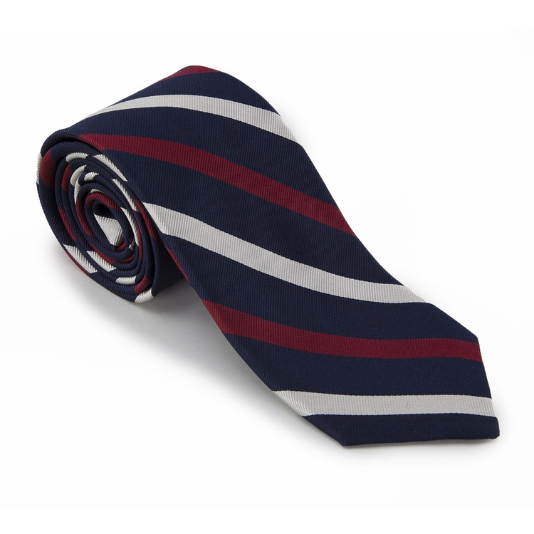 'Old Oundelian' British Regimental Tie by Robert Talbott