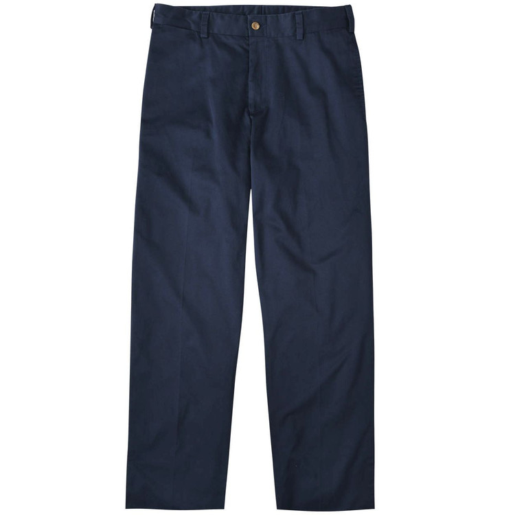 Navy Model M2 Standard Fit Plain Front