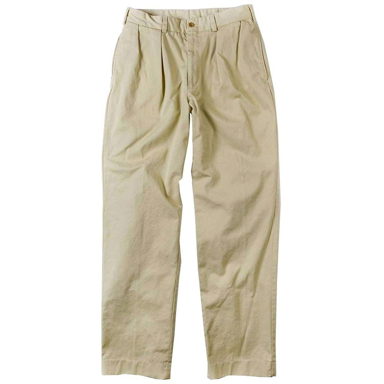 Sunbleached Twill Pants in Dune (Model M1P) by Bills Khakis