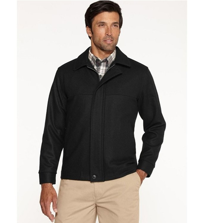 Connley Hills Jacket in Black by Pendleton