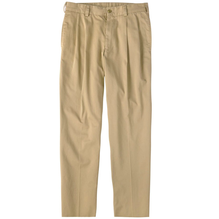Camel Model M2P Standard Fit Reverse Pleat