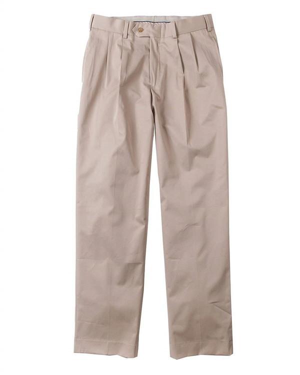 Cotton Gabardine Pant in Khaki (Model M2P, Size36) by Bills Khakis