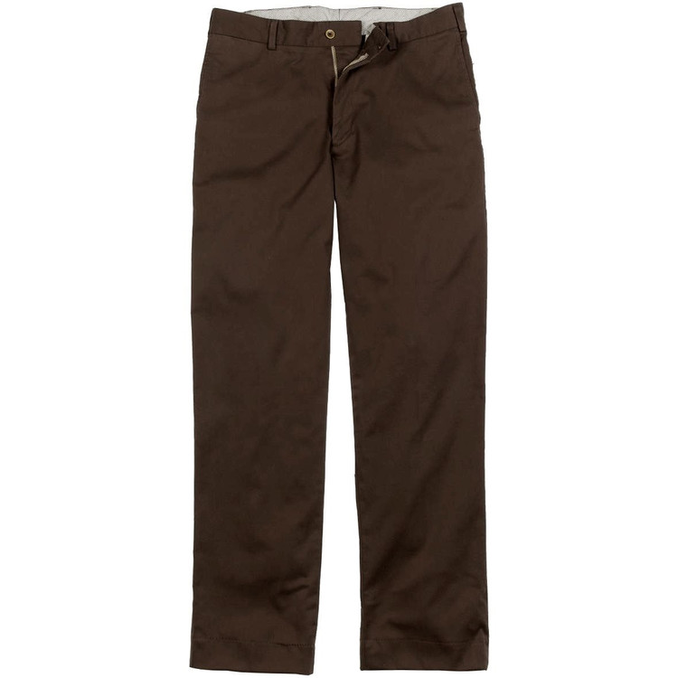 Engineered Stretch Twill Pant - Model M2 Standard Fit Plain Front in Bracken by Bills Khakis
