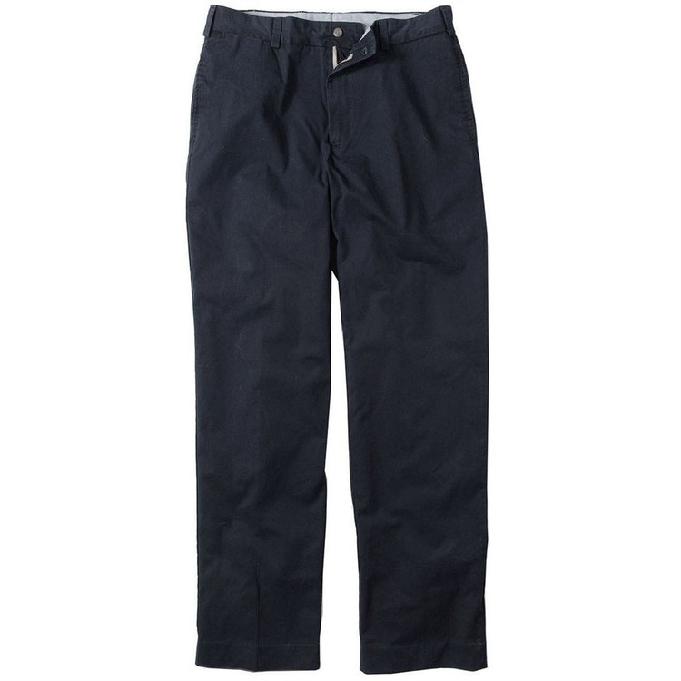 Sunbleached Twill Pants in Navy (Model M2, Size 44) by Bills Khakis