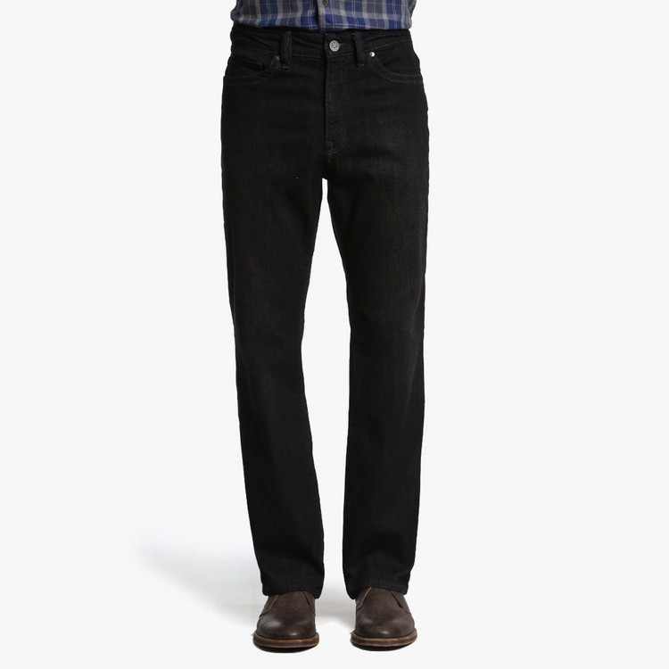 'Charisma' Charcoal Wash Comfort Rise Jean by 34 Heritage
