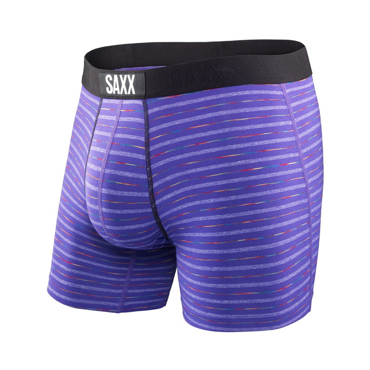 Purple Gradient Stripe