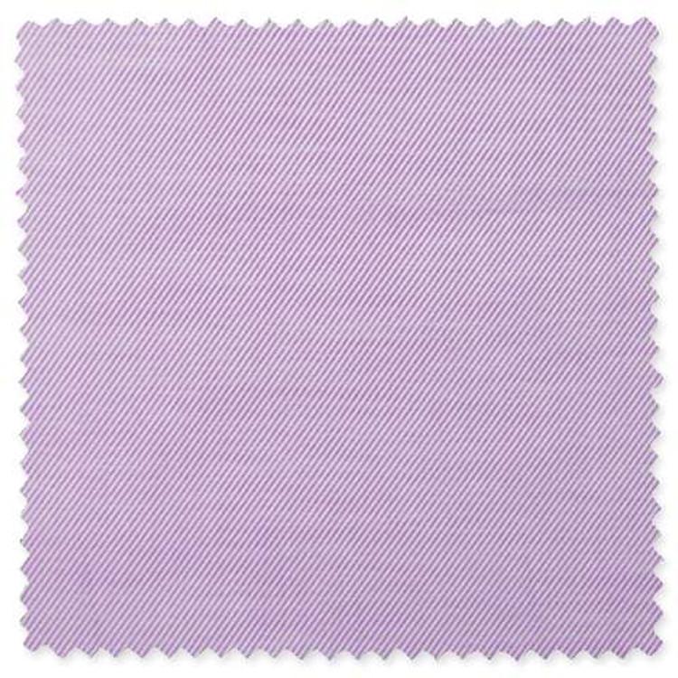 Covert Twill Custom Dress Shirt in Purple by Gitman Brothers