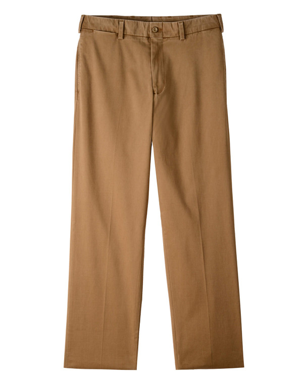 M2 - Classic Fit - T400 Performance Twill in Clay by Bills Khakis