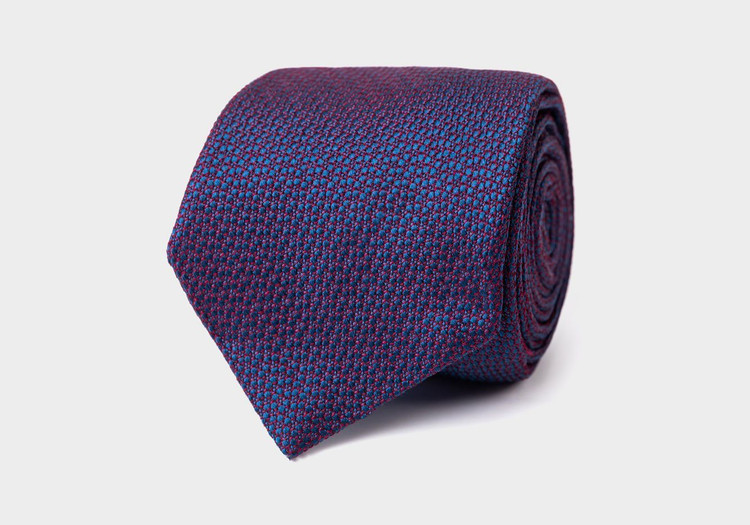 The Blackberry Bramerton Tie by Ledbury