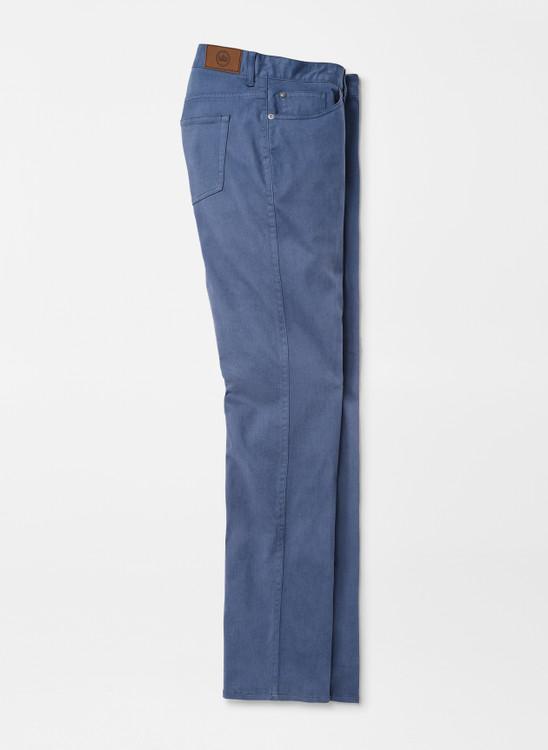 Ultimate Sateen Five-Pocket Pant in Navy by Peter Millar