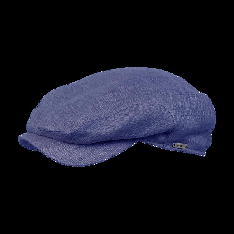 Classic Linen Ivy Classic Cap in Navy by Wigens