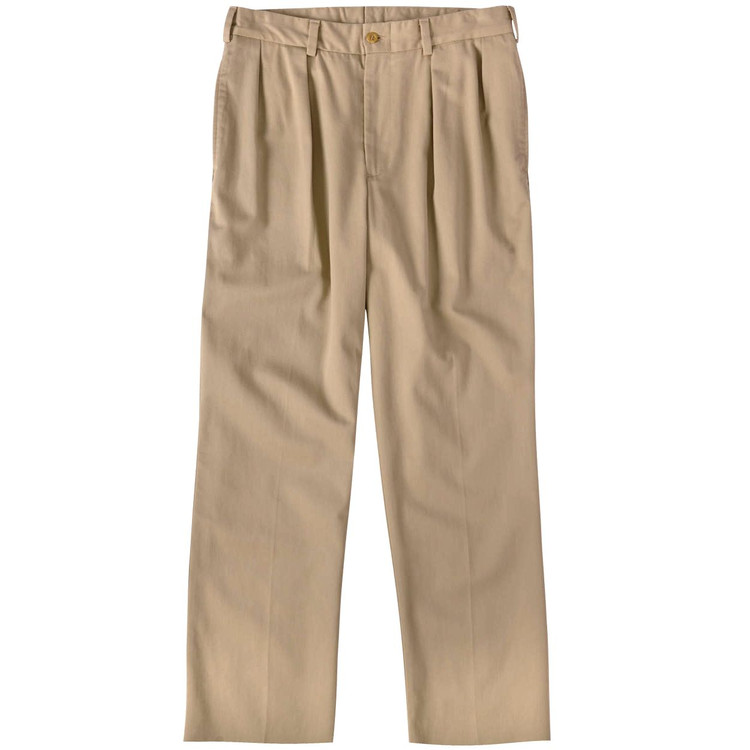 Original Twill Pant in Khaki (Model M1P, Size 34X30.5)by Bills Khakis