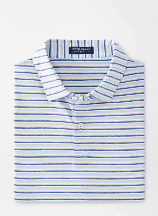 Kramer Performance Polo in Cirrus Blue by Peter Millar
