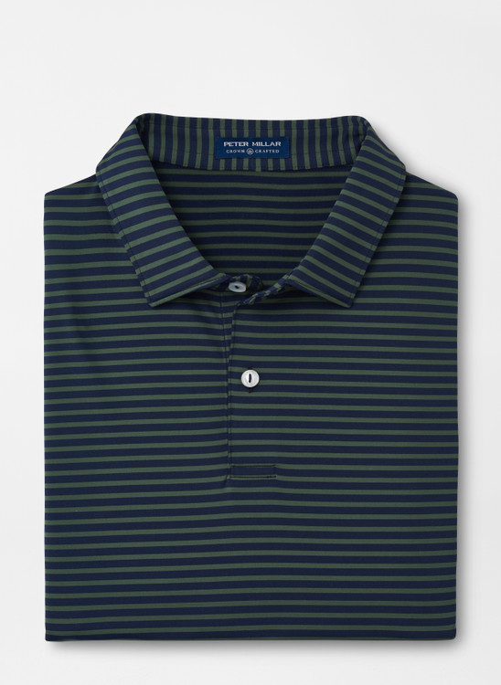 Miles Performance Polo in Navy by Peter Millar
