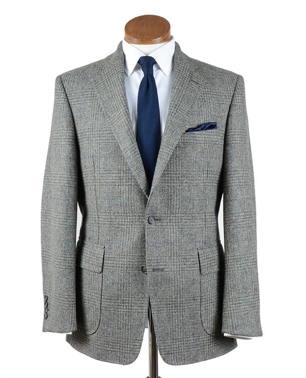 Hansen's Exclusive Lothian Tweed Half Norfolk Jacket by Bookster Tailoring