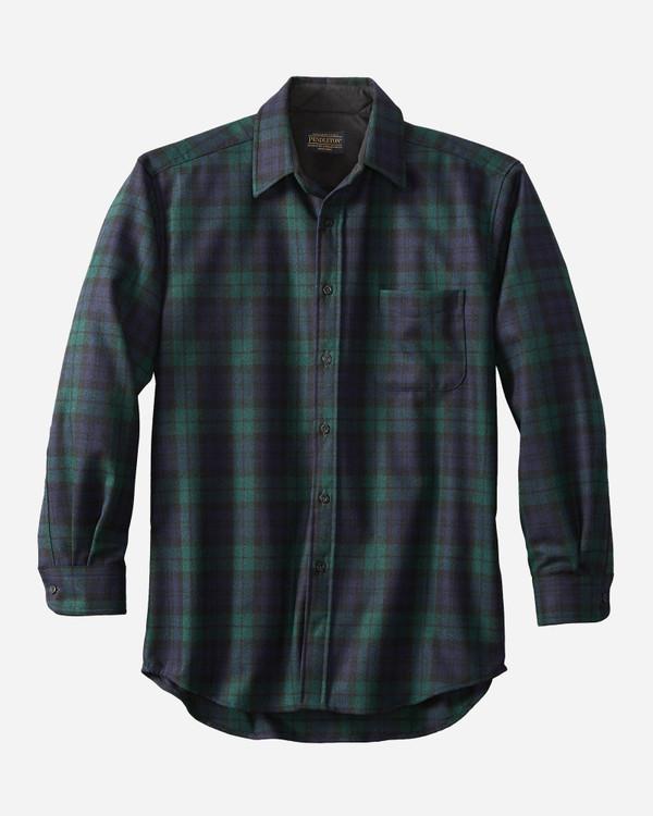 Black Watch Tartan Lodge Shirt by Pendleton