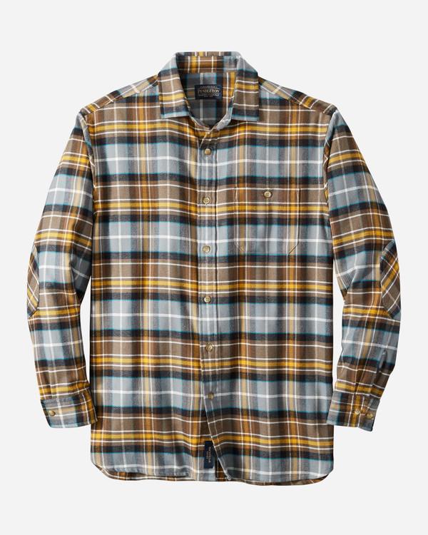Cascade Flannel Shirt in Mackellar Tartan by Pendleton