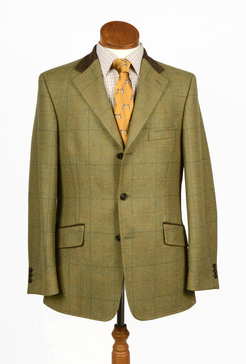 Lamont Tweed Classic Jacket by Bookster Tailoring