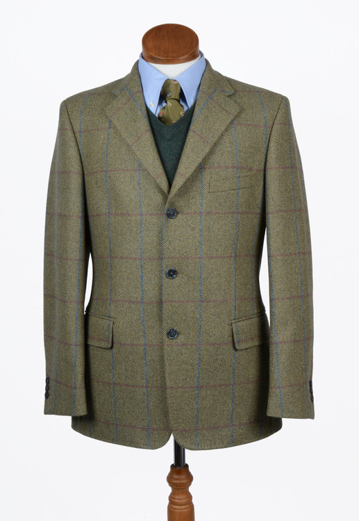Seton Tweed Classic Jacket by Bookster Tailoring