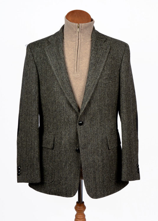 Shaela Tweed Classic Jacket by Bookster Tailoring