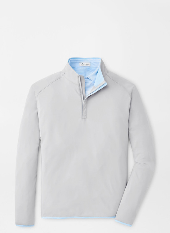 Solar Cool Performance Quarter-Zip in Gale by Peter Millar