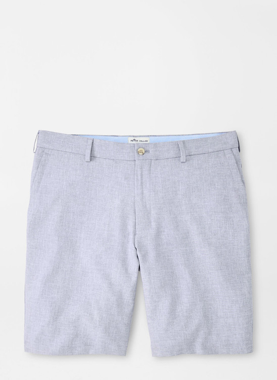Wrightsville Performance Short in Navy by Peter Millar